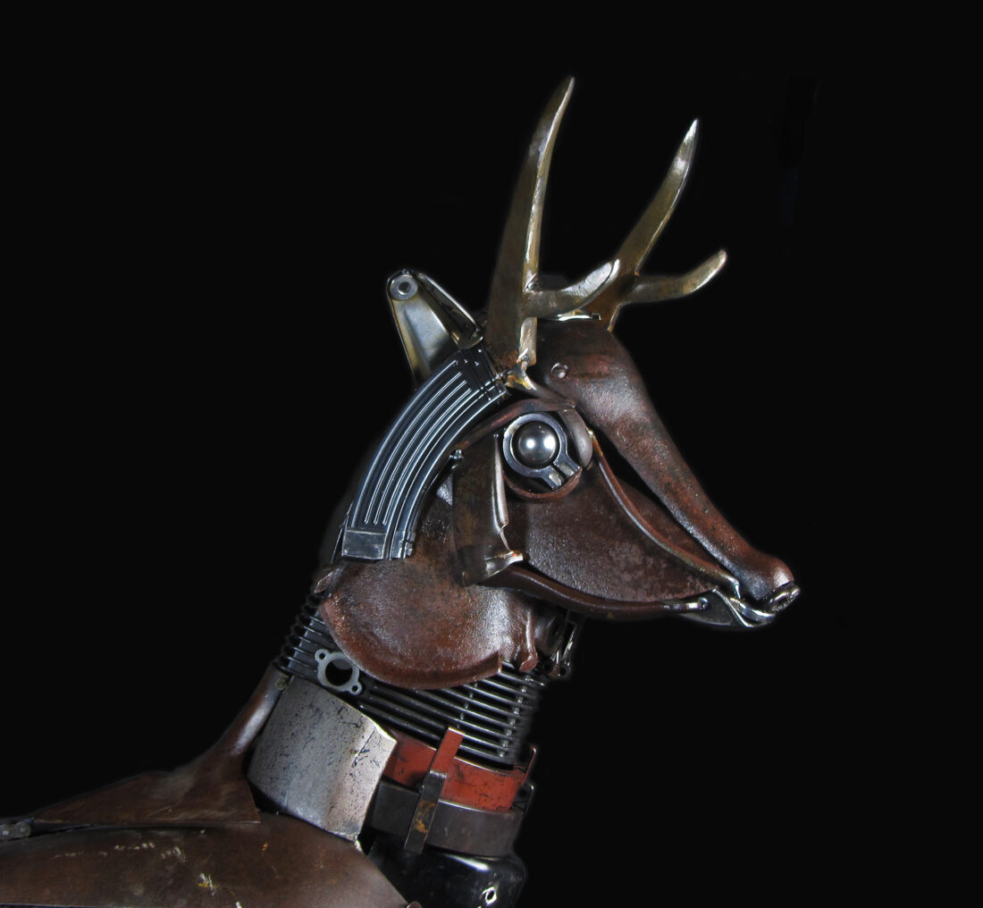 Vo'Kaae - Pronghorn Antelope