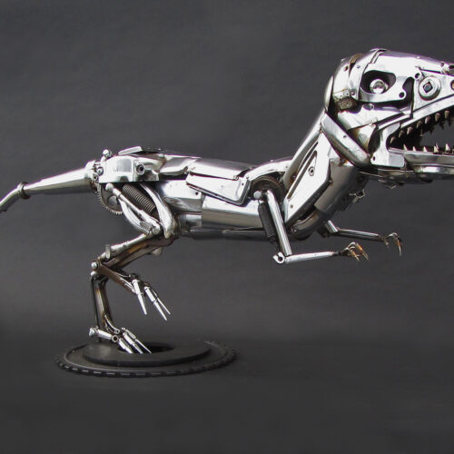 """Sargon the Velociraptor"""